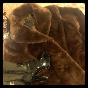 ALLSAINTS Amice jacket faux fur!